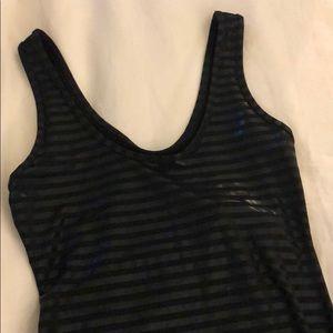 American Apparel bodysuit